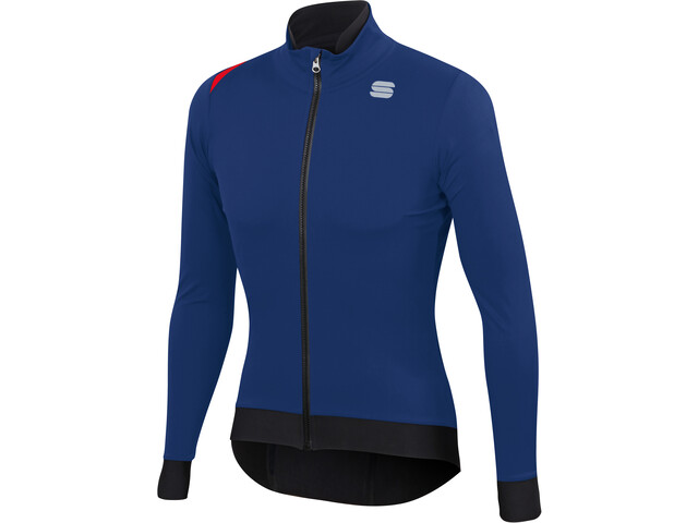 Sportful Fiandre Pro Veste de protection Homme, blue twilight/blue
